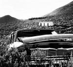 Ford Fairlaine in B&W